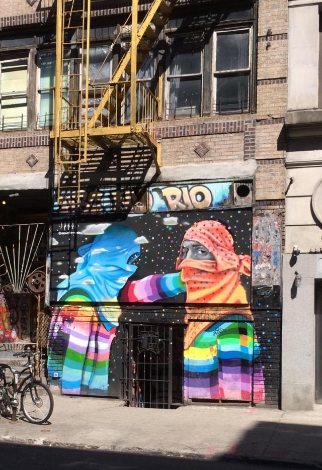 Lower East Side Art